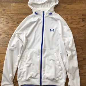 Under Armour full zip hoodie size small